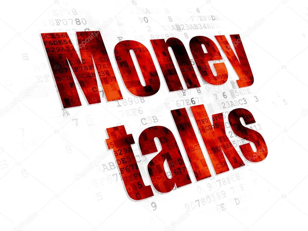 Money talks - CollegeMarker