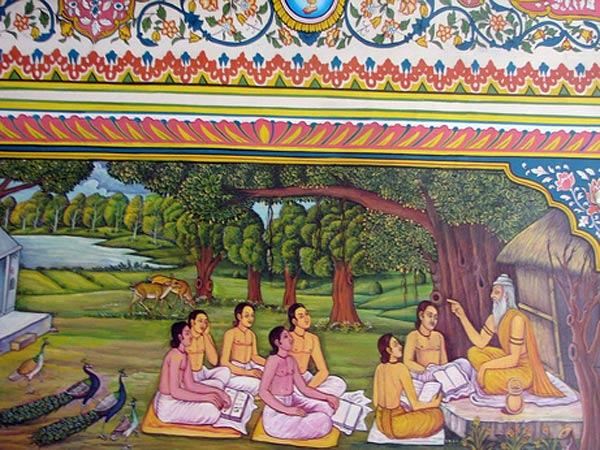 ancient gurukul education - CollegeMarker