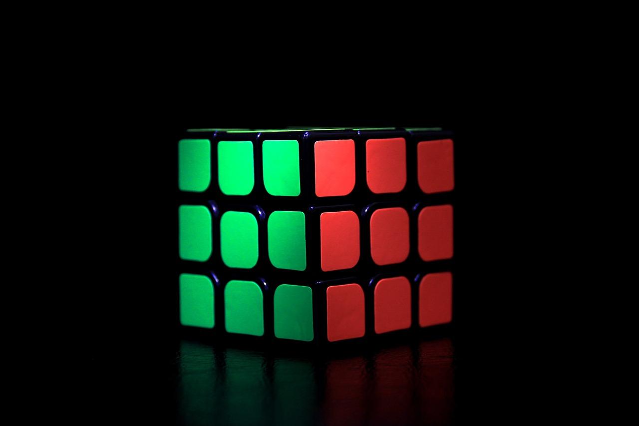 rubiks cube - CollegeMarker